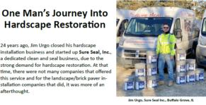 One Man's Journey Into Hardscape Restoration